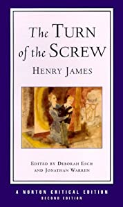 "Cover of ""The Turn of the Screw (Second E..."
