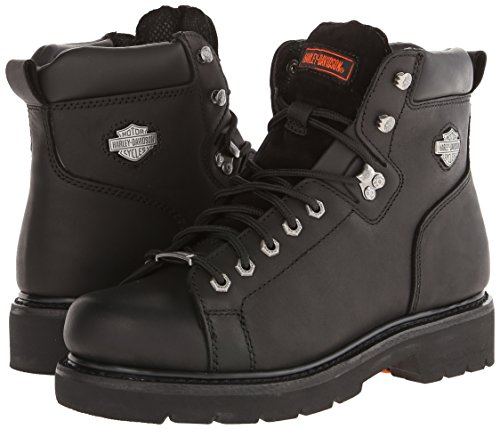 0629dc6372b0 Product Description. 93199 Harley Davidson Men  s Barton Motorcycle Boots  ...