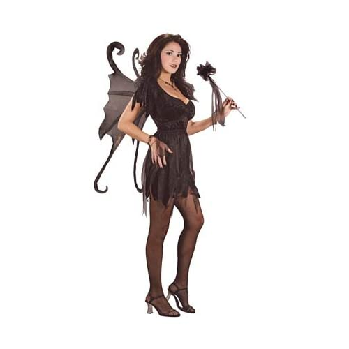 Adult Velvet Midnight Fairy Costume