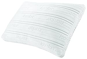 Amazoncom Serta iComfort Scrunch Pillow with Dual