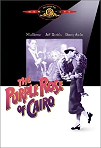 "Cover of ""The Purple Rose of Cairo"""