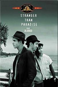 """Cover of """"Stranger Than Paradise - Criter..."""