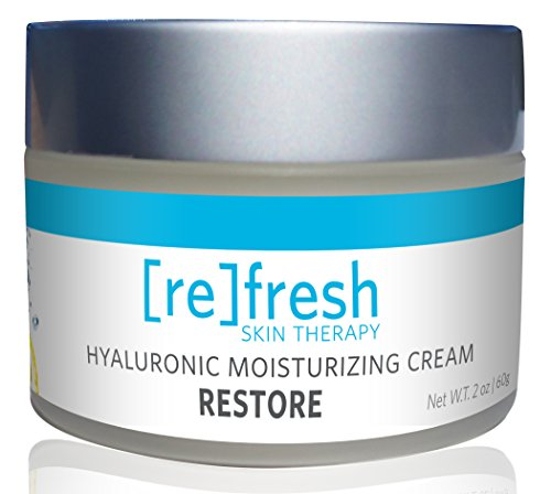 Hyaluronic Pure Moisturizing Cream (Post-peel Repair and Restore) Enhanced with Squalane and Botanical Extracts, Best Wrinkle Cream