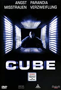"Cover of ""Cube"""