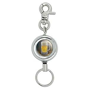 Amazon.com : German Beer Mug Lanyard Belt ID Badge Key