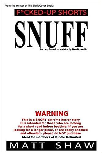 Snuff Tag Rape