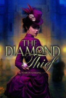The Diamond Thief by Sharon Gosling| wearewordnerds.com
