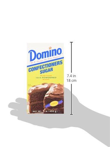 Domino Powdered Confectioners Sugar 16oz ToolFanaticcom