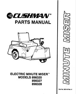 Amazon.com : EZGO 825145 1990-1994 Parts Manual for