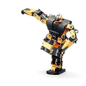 hitec robonova robot kit