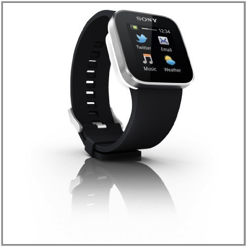 Sony MN2SW SmartWatch for Android Phones (ブラック)