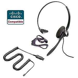 Amazon.com : Cisco Compatible Certified Plantronics H141N
