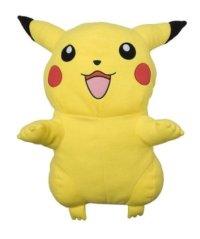 Plush Pillows: Large Pokemon plush - Pikachu Cuddle Pillow ...