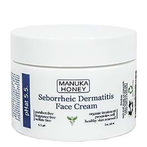 Amazoncom Seborrheic Dermatitis Face Cream Treatment by