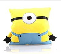 Amazon.com: Novelty Plush Despicable Me Minions Home Bed ...
