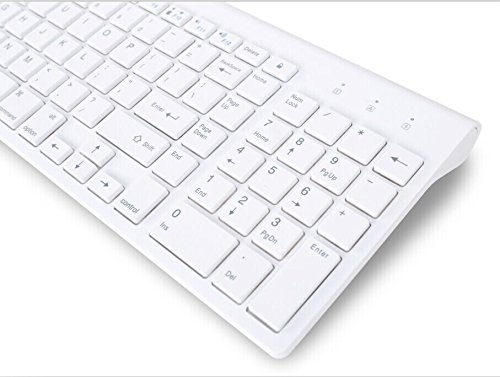 Susan's Full Size Bluetooth Keyboard W Numeric Keypad for