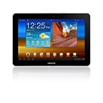 Samsung Galaxy Tab 10.1 (WiFi, 16GB, Black) - UK Version