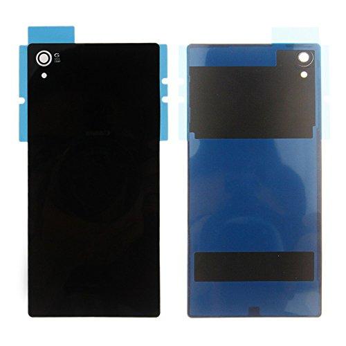 ixuan Sony Xperia Z5 Premium Z5+ E6833 E6853 E6883 Z5P 5.5 inch交換 バック背面ガラスカバーバッテリードアハウジングカバー 修理交換用パーツ