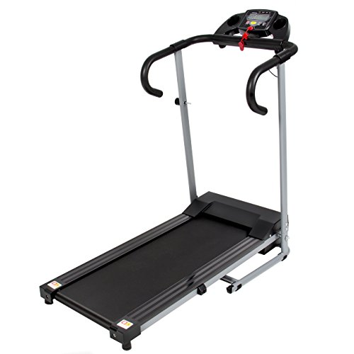Best-Choice-Products-Black-500W-Portable-Folding-Electric-Motorized-Treadmill-Running-Machine