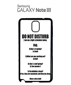 Amazon.com: Do Not Disturb Tight Schedule Work Mobile Cell