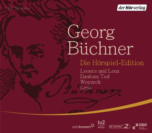 Die Georg-Büchner Hörspiel-Edition (hörverlag)