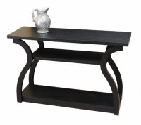 Buy Low Price WE Furniture 52-Inch Wood Console Table TV ...