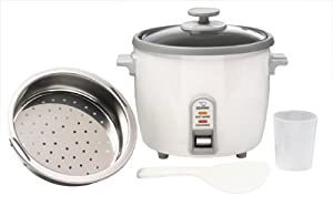 Typical Rice Cooker Accessories