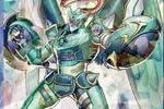 遊戯王カード 【ダイガスタ・エメラル】【ウルトラ】 DT13-JP036-UR ≪星の騎士団 セイクリッド≫