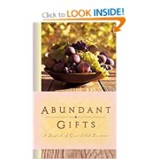 Abundant Gifts: A Daybook of Grace-Filled Devotions