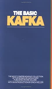 "Cover of ""The Basic Kafka"""