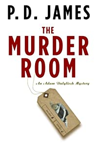 "Cover of ""The Murder Room"""