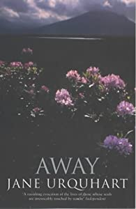 """Cover of """"Away"""""""