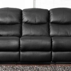 Leather Sofas Cheap Prices Ikea Friheten Sofa Bed Grey Best Price Montreal Midnight Black Reclining 3 Seater Deal