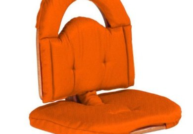 Svan High Chair Orange