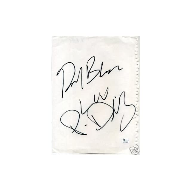 Sean Combs P. Diddy Famous Rapper Signed Autograph