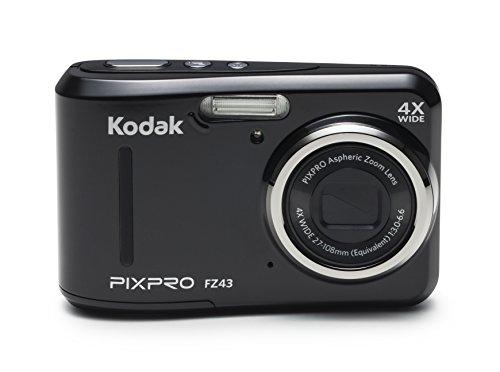 Kodak PIXPRO Friendly Zoom FZ43 16 MP Digital Camera