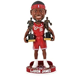Image result for lebron james bobblehead