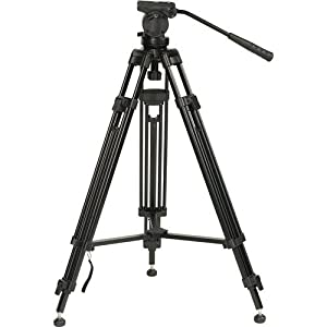 Amazon.com : Pearstone VT2500B Video Tripod System