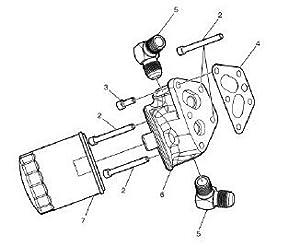 Amazon.com: Eaton Fuller Transmission Filter Volvo