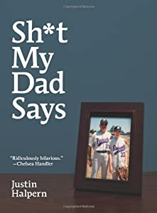 """Cover of """"Sh*t My Dad Says"""""""
