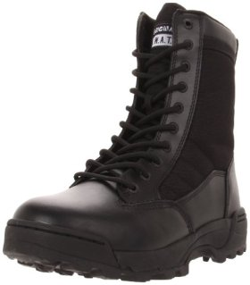 Original S.W.A.T. Men's Classic 9 Inch Tactical Boot, Black, 11 D US