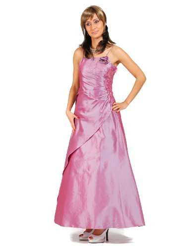 Envie/Paris - 1009 SOPHIA Abendkleid Ballkleid 1-teilig in Lila-Blau Gr.48 / 165cm