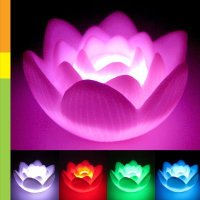 Color Changing LED Romantic Love Mood Lamp Night Light ...