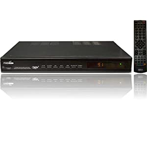 Full HD 1080p Dual Tuner Digital HDTV Recorder, Receiver and Media Center Box