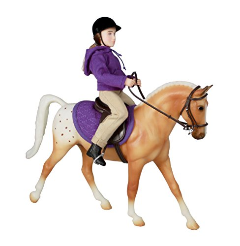 Breyer English Horse and Rider