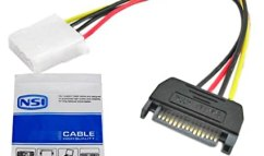 Via Amazon Molex power connector