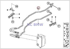 Amazon.com: BMW Genuine Radiator Transmission Oil Cooler