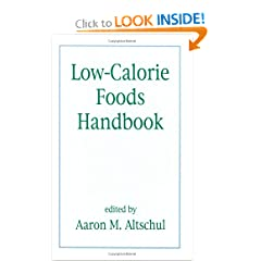 Low-calorie Foods Handbook (Food Science and Technology)