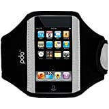 PDO Sporteer Armband for iPhone 4 Black