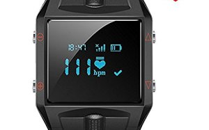 Smart Watch: Heart Rate Monitor Fitness Activity Tracker Smartwatch Wrist Band Sleep Counter Wireless Wristband Pedometer Exercise Tracking Sweatproof for Men Women ALL iPhone ALL Android Smart Phones